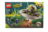 Alien Conquest Lego Kit — Stock Photo