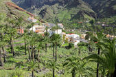 El Guro on La Gomera, Canary islands — Stock Photo