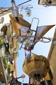 La Festa Major de Gràcia - Barcelona — Stockfoto