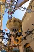 La Festa Major de Gràcia - Barcelona — Stock Photo