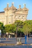 Port vell v Barceloně — Stock fotografie