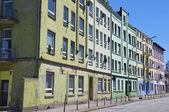 Block of flats in Hamburg Harburg — Stock Photo