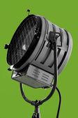 Lamp in Television Studio — Stock Photo