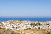 Panorama picture from Rethymno on Crete — Stock Photo