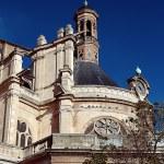 Church of St Eustache in Paris — Stock Photo #71930271