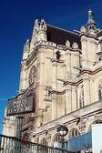 Kirche St. Eustache in Paris — Stockfoto