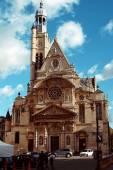 Church of Saint-Etienne-du-Mont — Foto de Stock