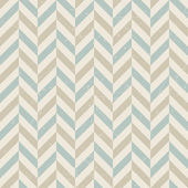Vintage retro seamless pattern on paper background — Stock vektor