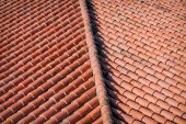 Roof of Tiles — Stock Photo