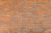 Red brick wall texture for background. — Stock Photo