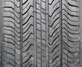 Car tires texture for background — Fotografia Stock