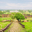 Wat phu castle at champasak southern of laos, UNESCO World Herit — Stock Photo #56811577