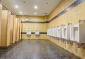 Public men toilet room — Stock Photo
