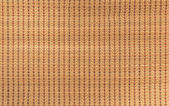 Mat handcraft rattan weave texture for background — Stock Photo