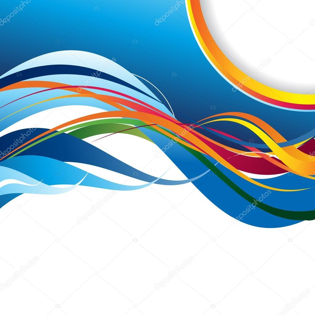Brochure design background — Stock Vector © igordudas #51993653