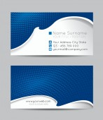 Creative business cards — ストックベクタ
