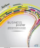Magazin-Cover, Business-Broschüre-template. — Stockvektor