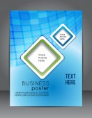 Brochure design content background. — Stock Vector