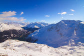 The beautiful landscape of the Alps — Stock Photo
