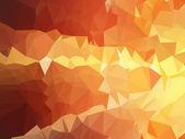 Trangulyatsiya background texture diamonds — Stock Vector