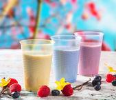 Milk shake — Stock Photo