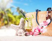 Fresh drink,. summer concept — Stock Photo
