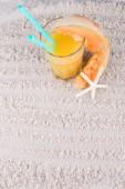 Taze meyve suyu — Stok fotoğraf