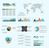 Business infographics. — Stock Vector