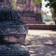 Ancient ruins of temple in Thailand — Stock Photo #64318331