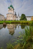 Church John Theologian  Rostov  Great Russia — Stockfoto