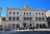 Rossio train station, Lisbon, Portugal — Stock Photo