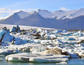 Jokulsarlon lagoon, Iceland — Stock Photo