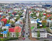 Reykjavik, islande — Photo