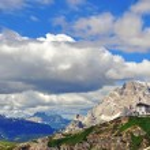 Alpine landscape — Stock Photo #58764095