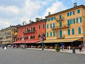 Italiaans straat — Stockfoto