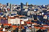 Oporto city centre — Stock Photo