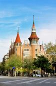 The Punxes house, Barcelona — Stock Photo