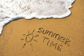 Summer time — Stock Photo