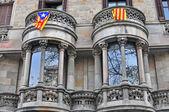 House in Barcelona — Stock Photo