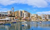 Saint Julians, Malta — Stock Photo