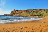 Malta beach — Stock Photo