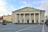 Vilnius townhall — Stock Photo