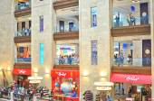 Central kids store on Lubyanka, Moscow, Russia — Foto Stock