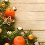 Christmas background — Stock Photo #57146493