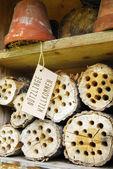 Insektenhotel — Stock Photo