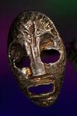 Skrämmande mask — Stockfoto
