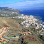City Santa Cruz de la Palma — Stock Photo #58524443