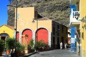 Tasa Corte on La Palma — Stock Photo
