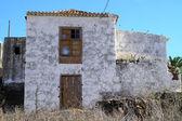 Typical old houses on La Palma — Foto de Stock