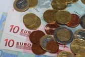 Euro money — Stock Photo